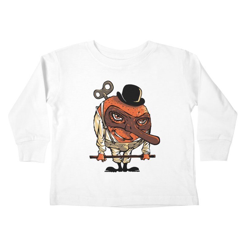 Juicy Ultraviolence Kids Toddler Longsleeve T-Shirt by spike00
