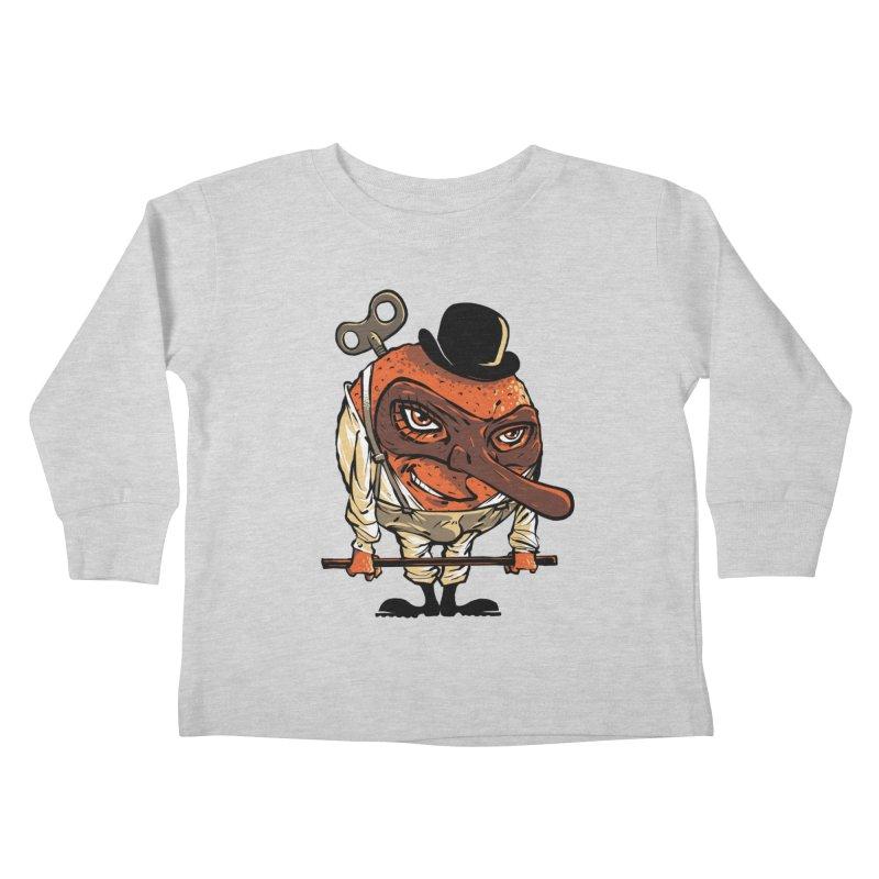 Juicy Ultraviolence Kids Toddler Longsleeve T-Shirt by spike00