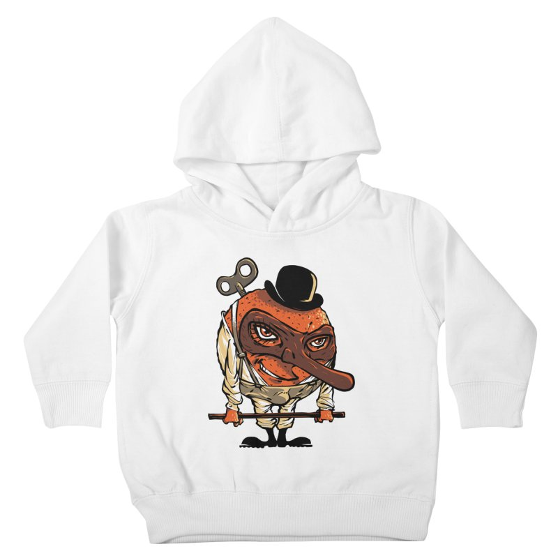 Juicy Ultraviolence Kids Toddler Pullover Hoody by spike00