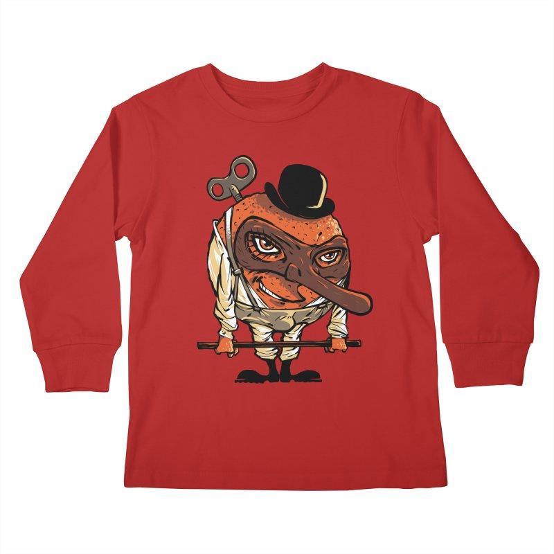 Juicy Ultraviolence Kids Longsleeve T-Shirt by spike00