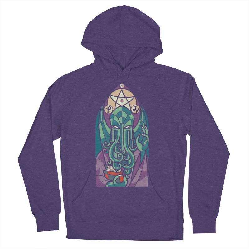 Cthulhu's Church Men's Pullover Hoody by spike00