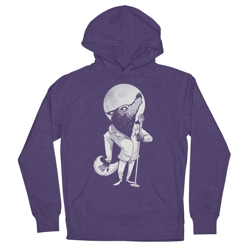 Moonlight serenade Men's Pullover Hoody by spike00