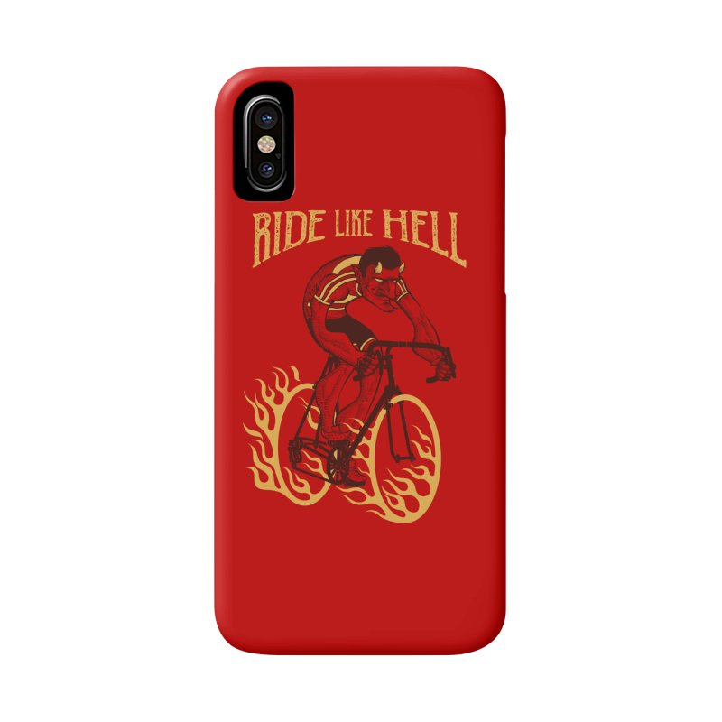 Ride like Hell Accessories Phone Case by spike00