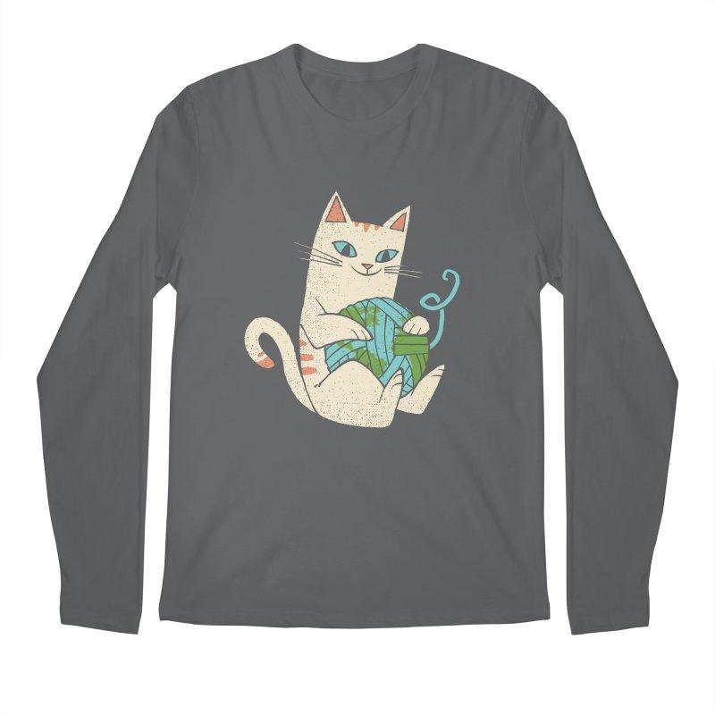 The Wool is mine Men's Longsleeve T-Shirt by spike00