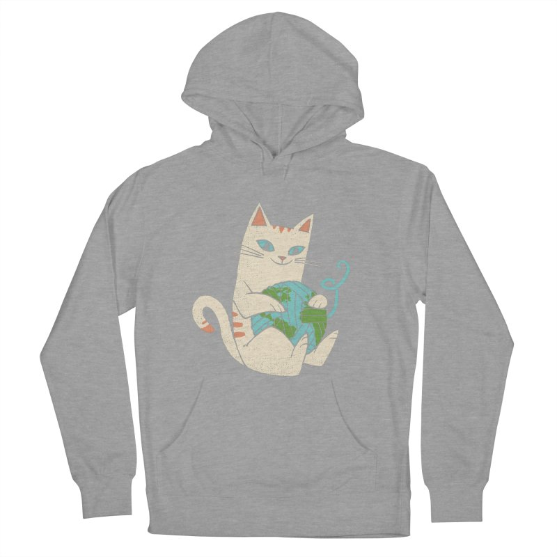 The Wool is mine Women's French Terry Pullover Hoody by spike00