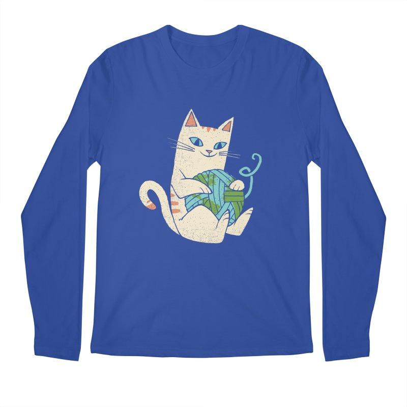 The Wool is mine Men's Regular Longsleeve T-Shirt by spike00