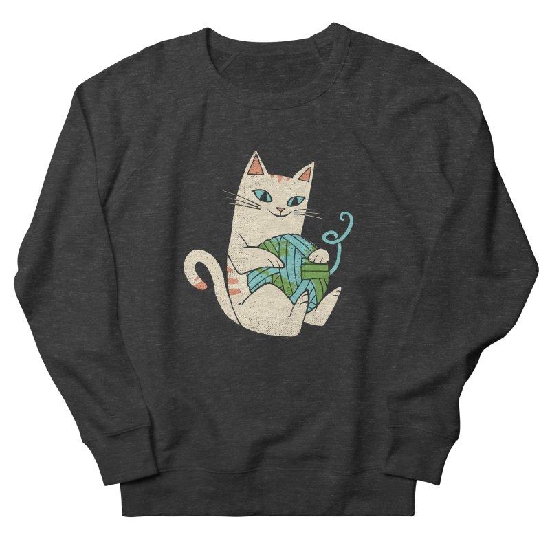 The Wool is mine Women's French Terry Sweatshirt by spike00