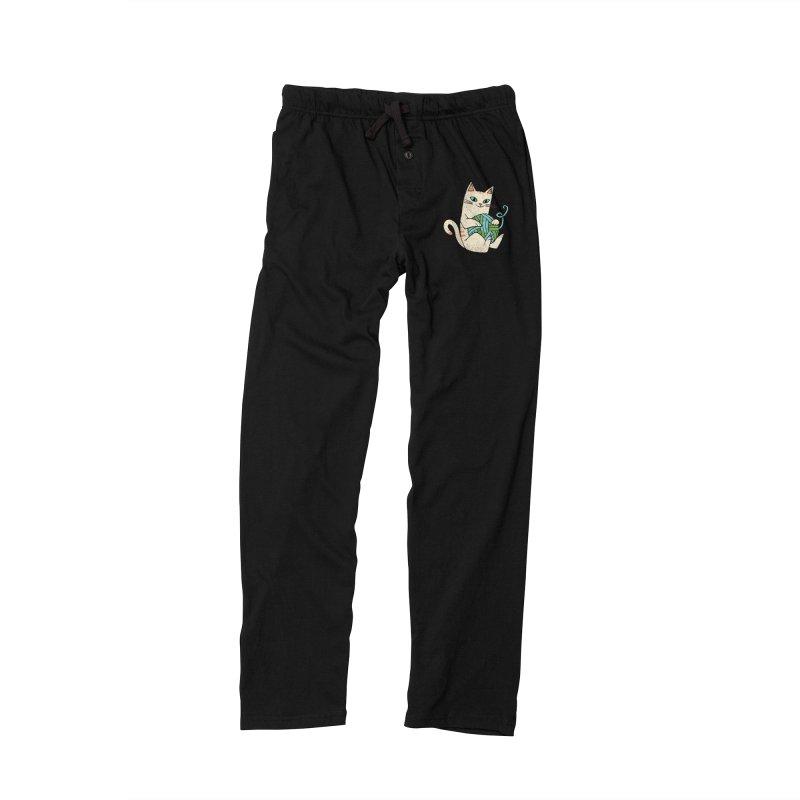 The Wool is mine Men's Lounge Pants by spike00