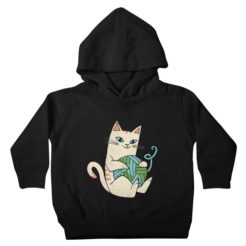 The Wool is mine Kids Toddler Pullover Hoody by spike00