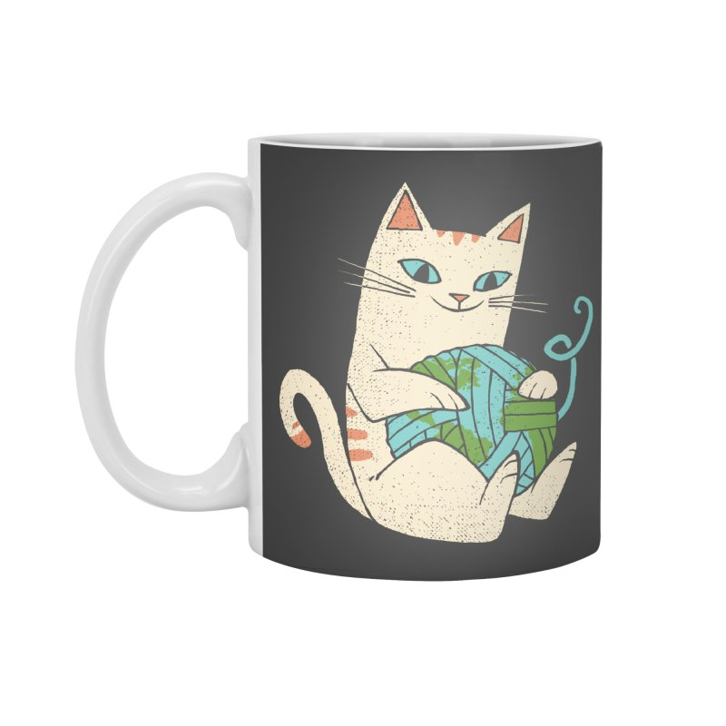 The Wool is mine Accessories Mug by spike00