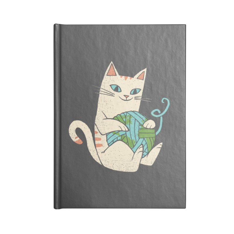 The Wool is mine Accessories Notebook by spike00