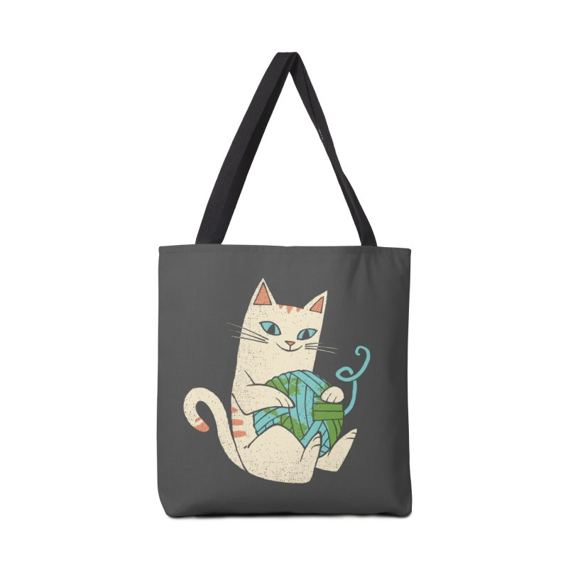 The Wool is mine Accessories Tote Bag Bag by spike00