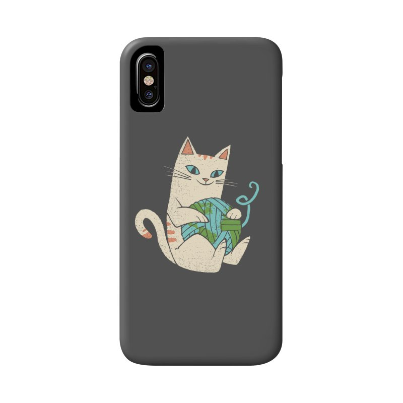 The Wool is mine Accessories Phone Case by spike00