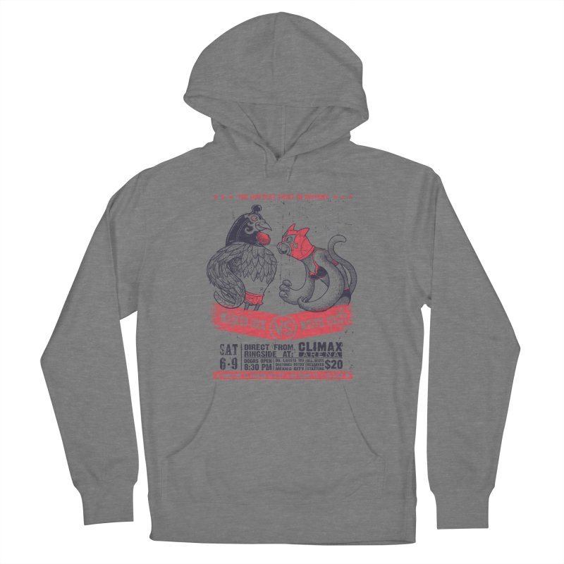 Hottest Fight Men's French Terry Pullover Hoody by spike00
