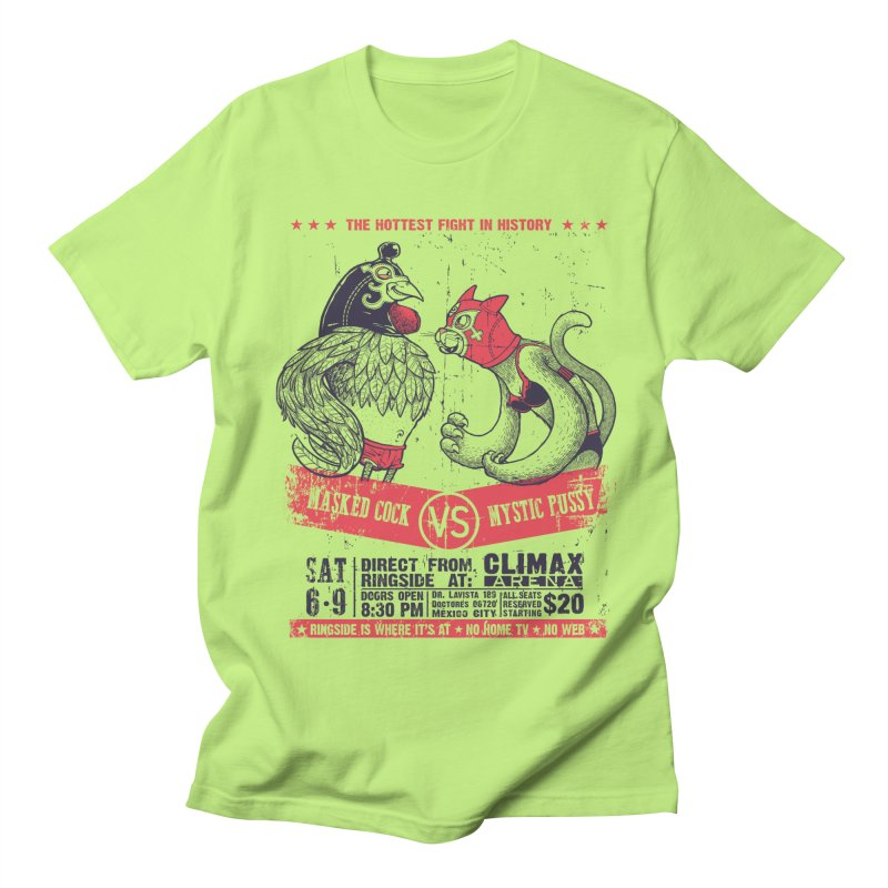 Hottest Fight Women's Regular Unisex T-Shirt by spike00