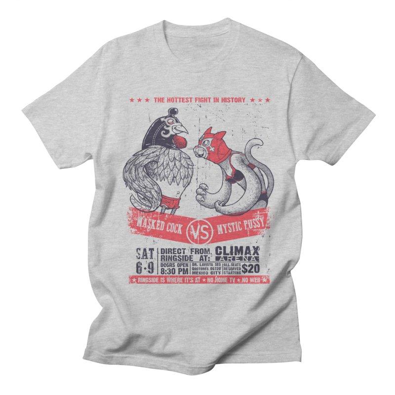 Hottest Fight Men's Regular T-Shirt by spike00