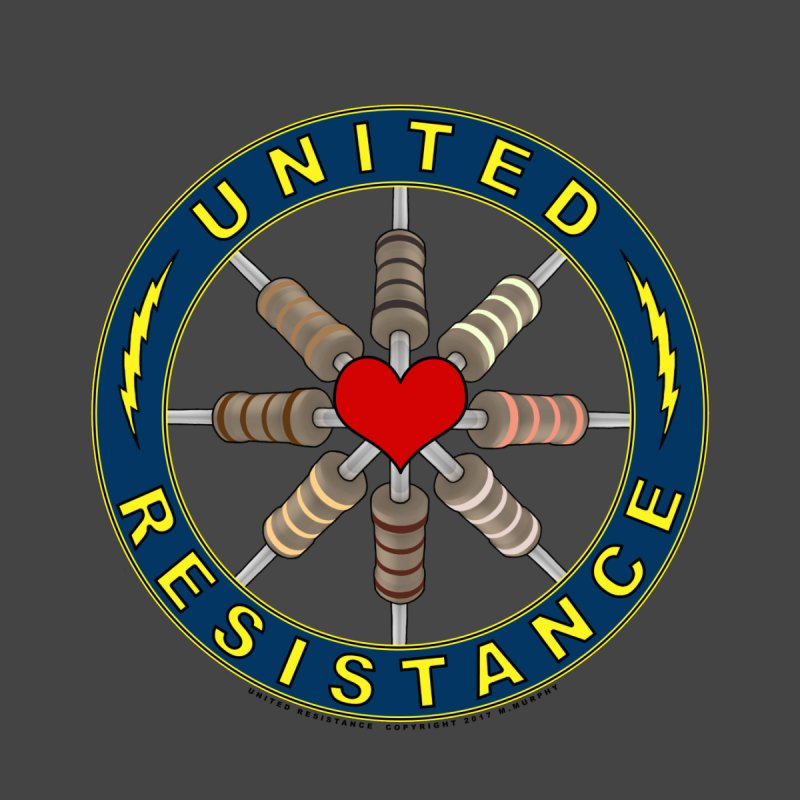 United Resistance Through Love   by Spiral Saint - Artist Shop
