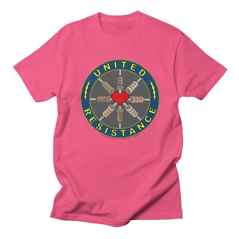 United Resistance Through Love Women's Unisex T-Shirt by Spiral Saint - Artist Shop