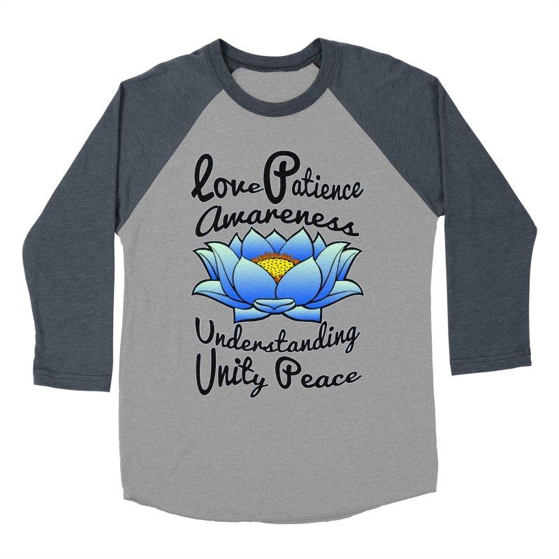 The Lotus Blossom Women's Longsleeve T-Shirt by Spiral Saint - Artist Shop