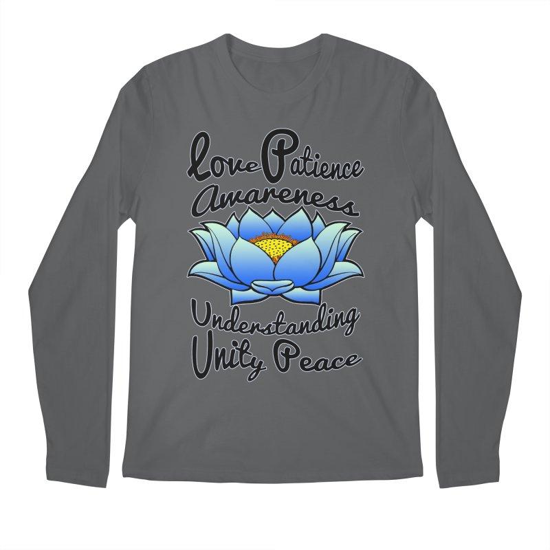 The Lotus Blossom Men's  by Spiral Saint - Artist Shop