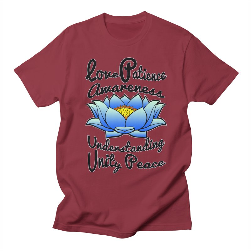 The Lotus Blossom Women's  by Spiral Saint - Artist Shop