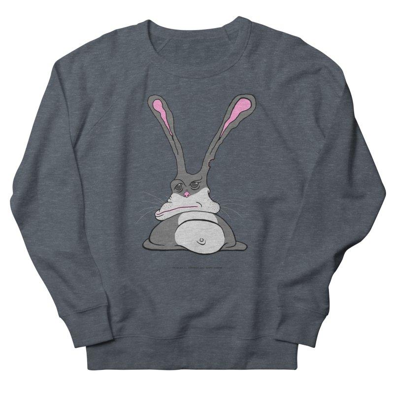 Chubs Bunny Men's Sweatshirt by Spiral Saint - Artist Shop