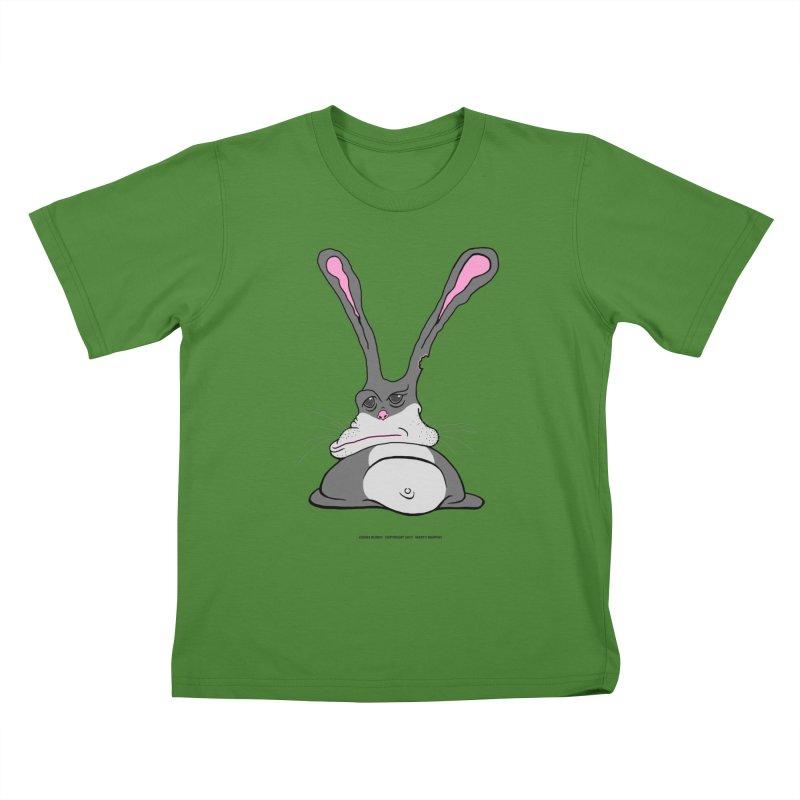 Chubs Bunny Kids  by Spiral Saint - Artist Shop