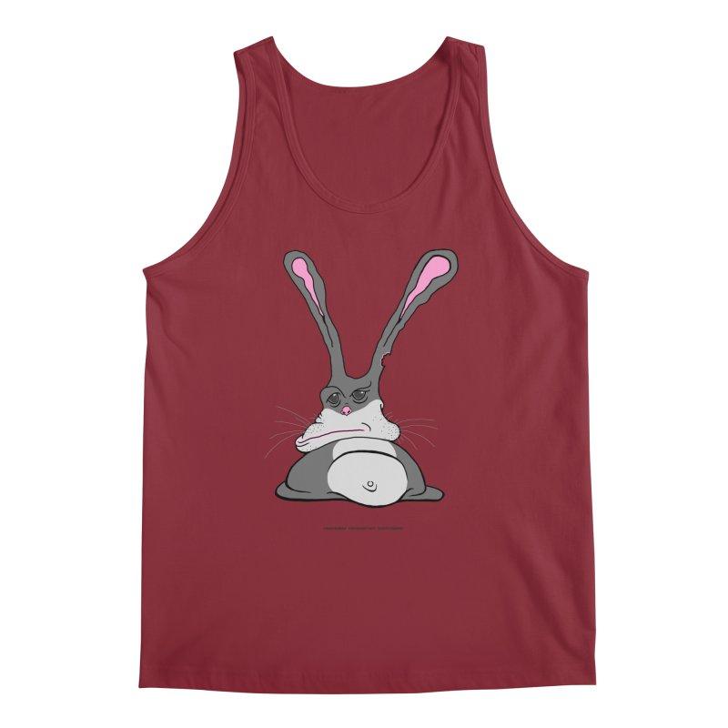 Chubs Bunny Men's Regular Tank by Spiral Saint - Artist Shop
