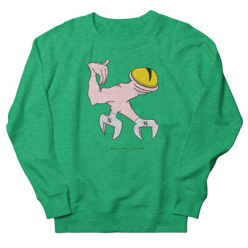 Wrench Feet Women's Sweatshirt by Spiral Saint - Artist Shop
