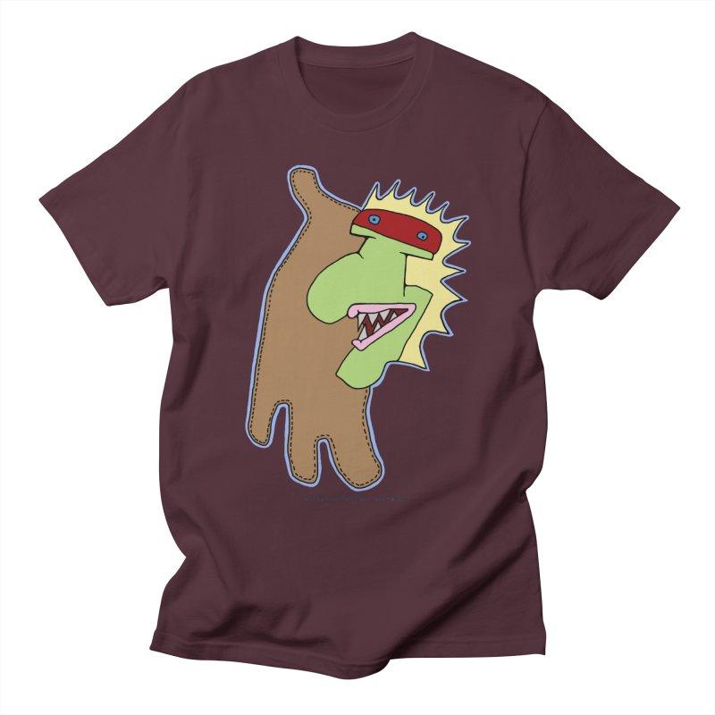 Glove Guy Men's T-Shirt by Spiral Saint - Artist Shop