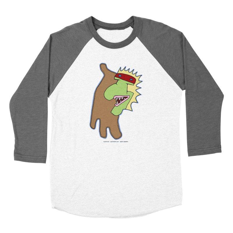 Glove Guy Women's Longsleeve T-Shirt by Spiral Saint - Artist Shop