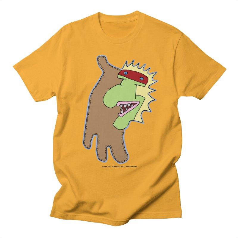 Glove Guy Men's Regular T-Shirt by Spiral Saint - Artist Shop