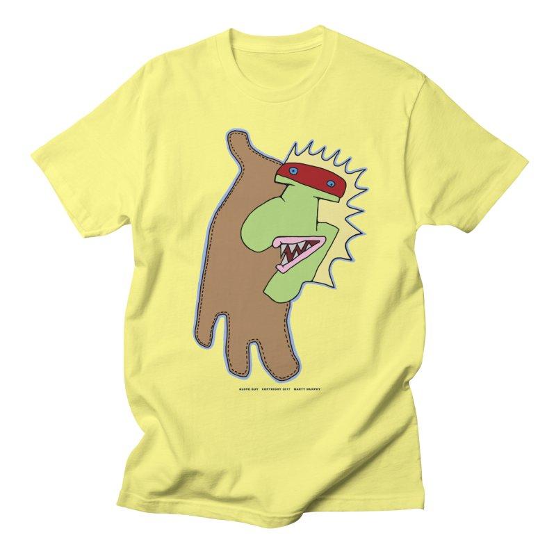 Glove Guy Women's Unisex T-Shirt by Spiral Saint - Artist Shop