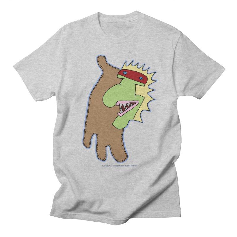 Glove Guy Women's Regular Unisex T-Shirt by Spiral Saint - Artist Shop