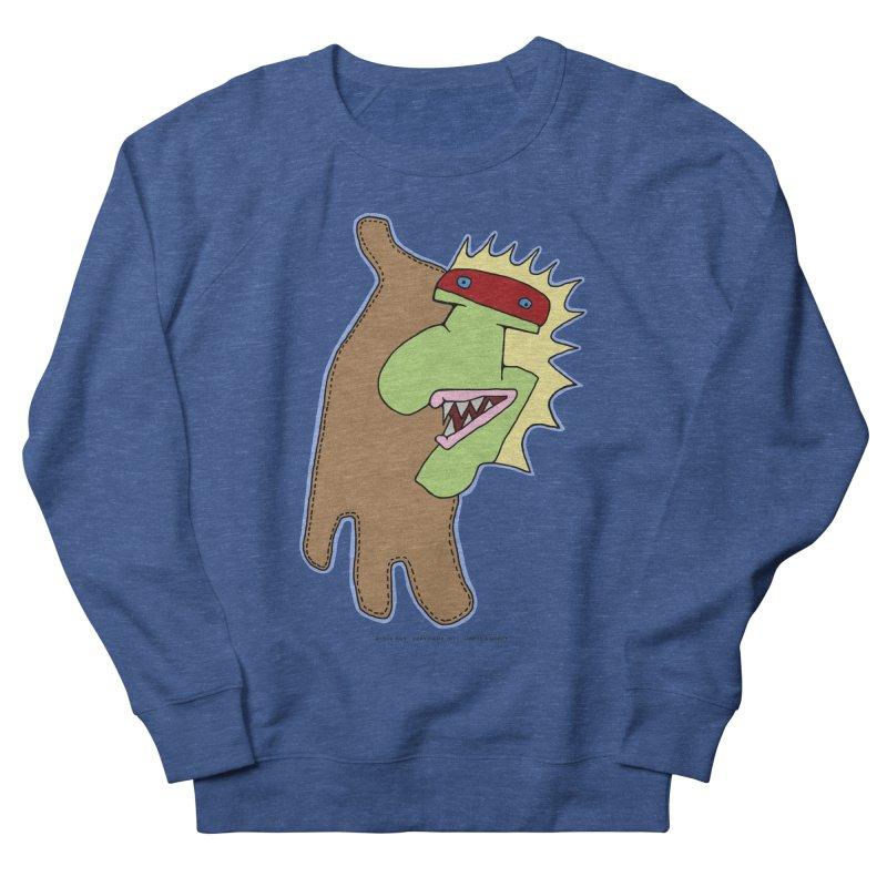 Glove Guy Men's Sweatshirt by Spiral Saint - Artist Shop