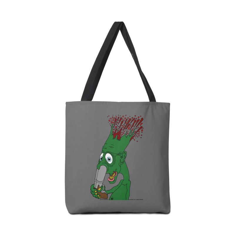 Suicide Nose Blast Accessories Tote Bag Bag by Spiral Saint - Artist Shop
