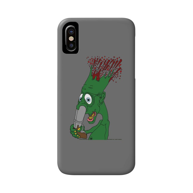 Suicide Nose Blast Accessories Phone Case by Spiral Saint - Artist Shop