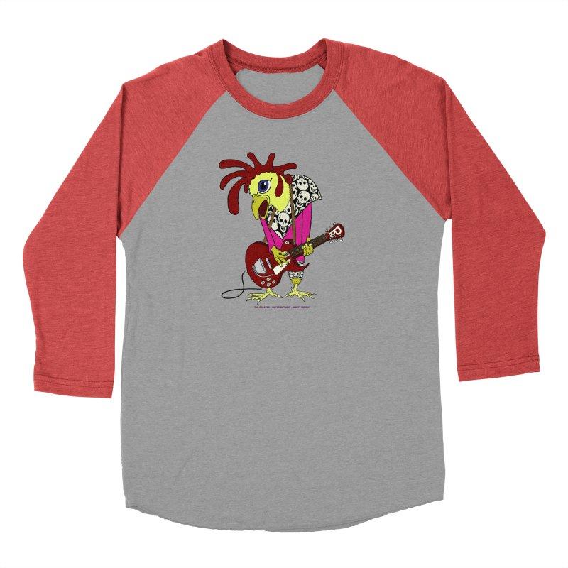 The Rooster Men's Longsleeve T-Shirt by Spiral Saint - Artist Shop