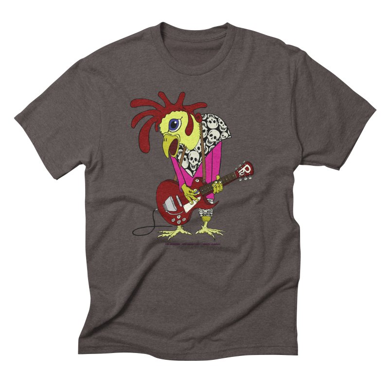 The Rooster Men's  by Spiral Saint - Artist Shop