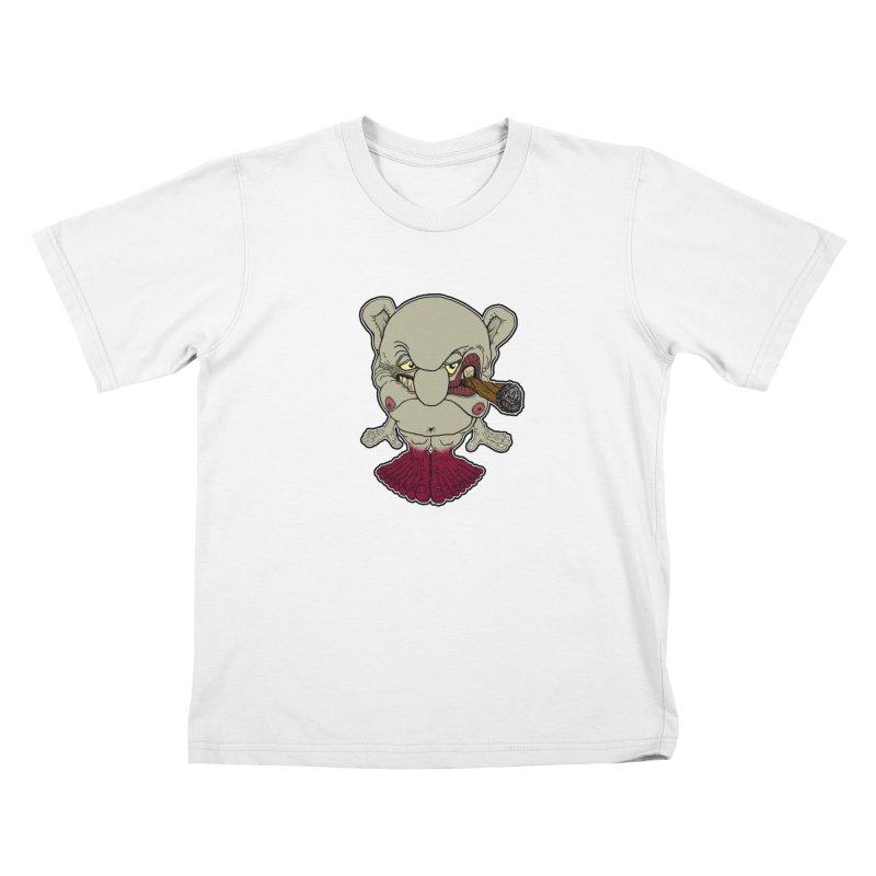 Many Toes Kids T-Shirt by Spiral Saint - Artist Shop