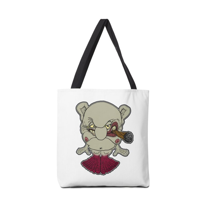 Many Toes Accessories Tote Bag Bag by Spiral Saint - Artist Shop