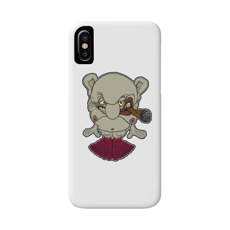 Many Toes Accessories Phone Case by Spiral Saint - Artist Shop
