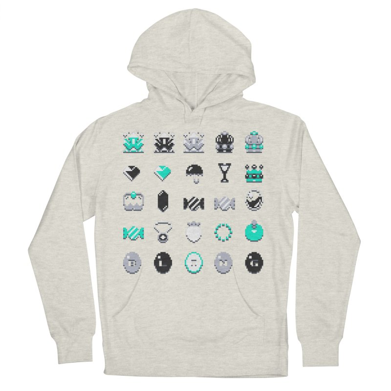 8-Bit Bling Women's Pullover Hoody by Spires Artist Shop