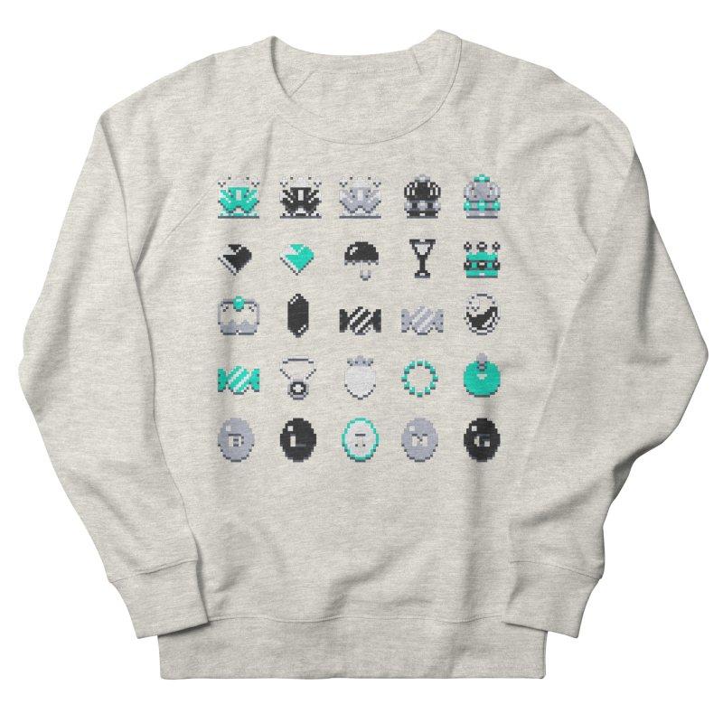 8-Bit Bling Women's Sweatshirt by Spires Artist Shop