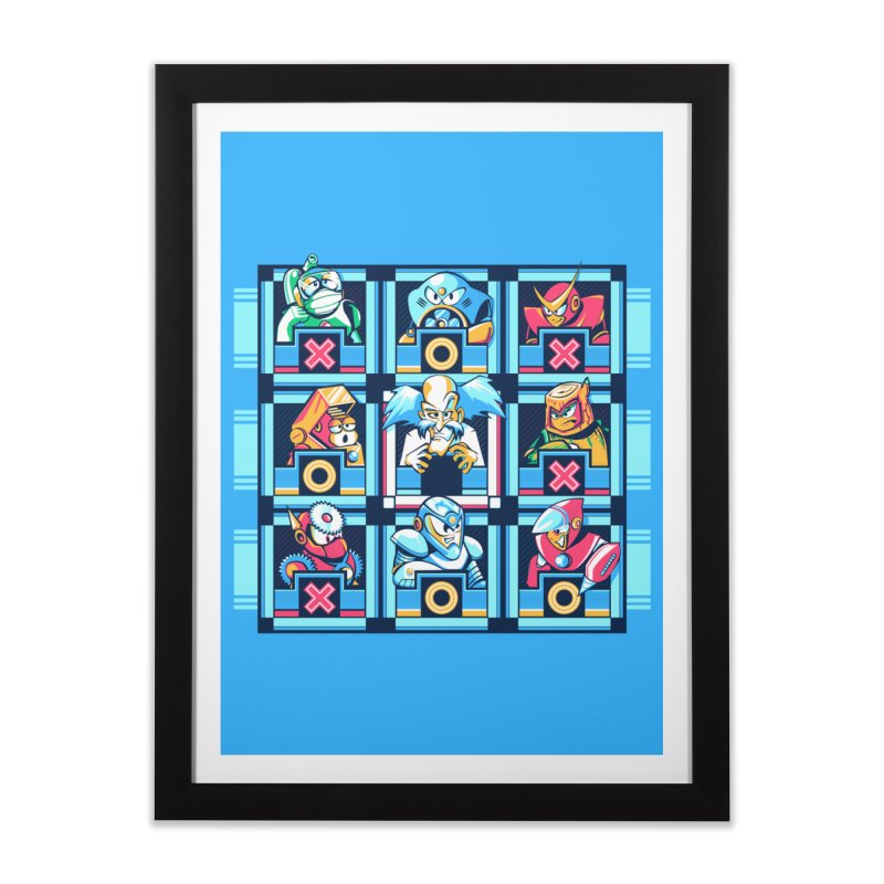 Wily For The Win Home Framed Fine Art Print by Spires Artist Shop