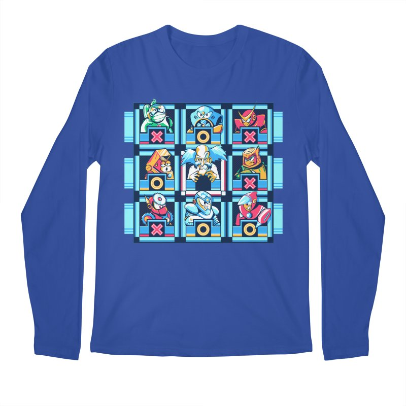 Wily For The Win Men's Longsleeve T-Shirt by Spires Artist Shop