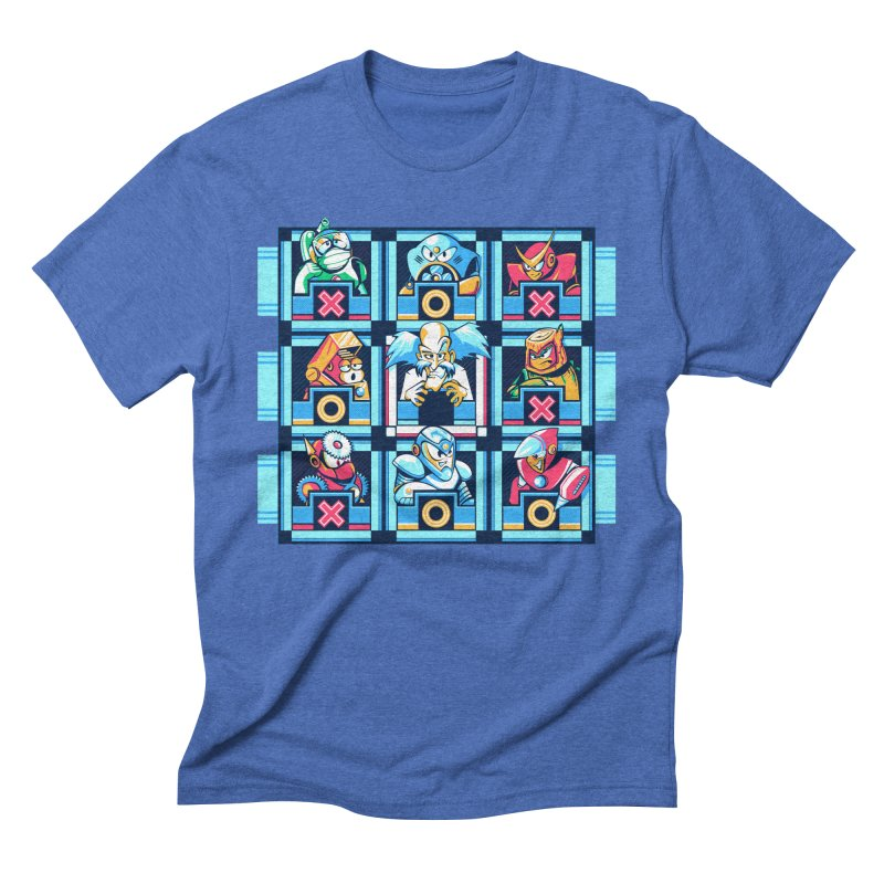 Wily For The Win Men's Triblend T-Shirt by Spires Artist Shop