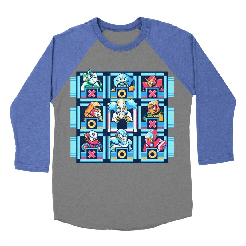 Wily For The Win Men's Baseball Triblend T-Shirt by Spires Artist Shop