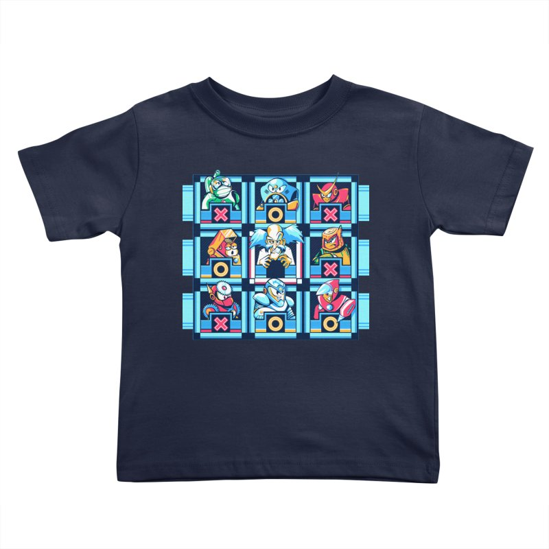 Wily For The Win Kids Toddler T-Shirt by Spires Artist Shop
