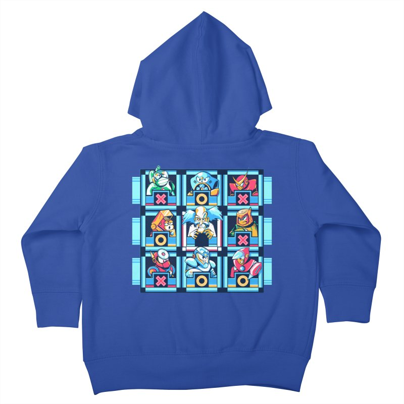 Wily For The Win Kids Toddler Zip-Up Hoody by Spires Artist Shop